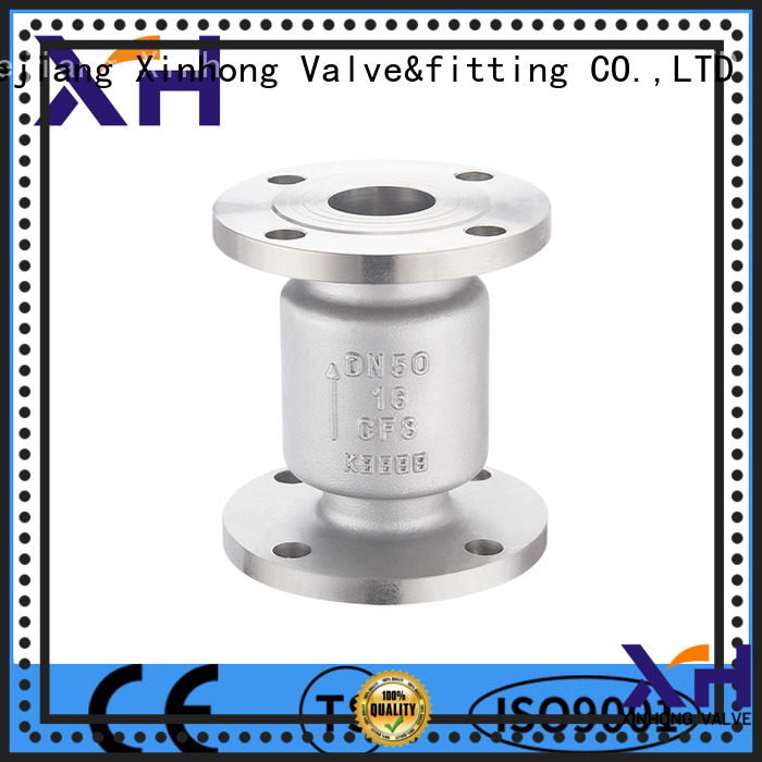 Xinhong Valve&fitting Latest 5 inch check valve Suppliers