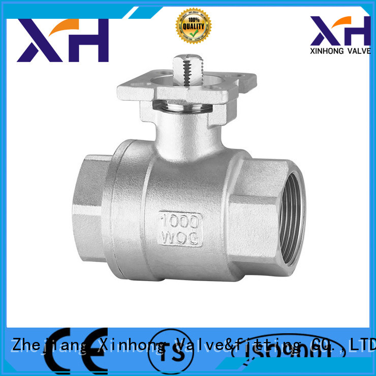 Top stainless ball valve for business