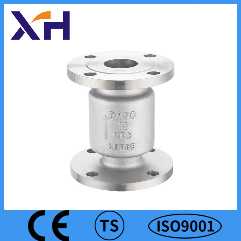 Flanged Check Valve Vertical Stainless Steel Check Valve