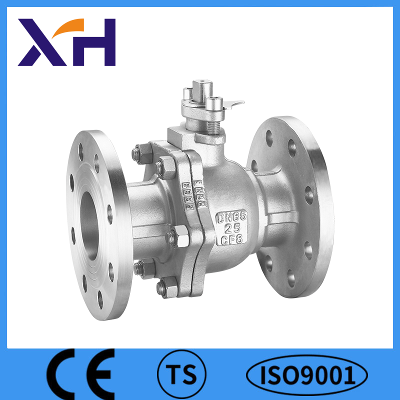 Flanged End Stainless Steel Ball Valve PN16/150LB