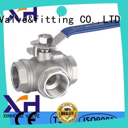 Xinhong Valve&fitting New air ball valve Suppliers