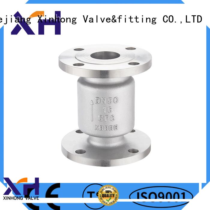 Xinhong Valve&fitting silent check valve factory