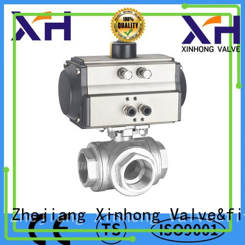 Xinhong Valve&fitting vacuum gate valve factory