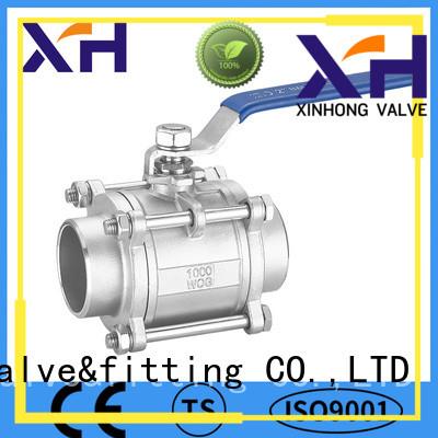 Xinhong Valve&fitting pneumatic ball valve Supply