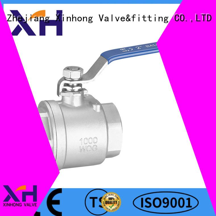 Xinhong Valve&fitting Best ss ball valve for business