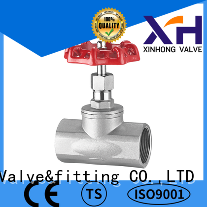 High-quality steam globe valve factory