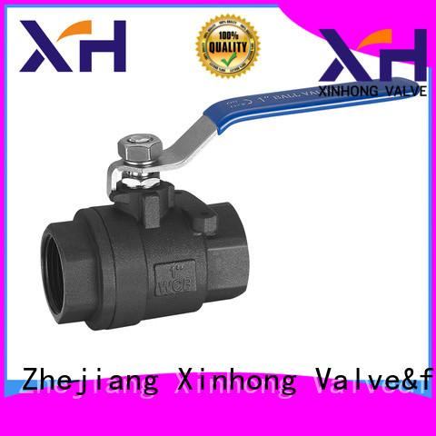 Xinhong Valve&fitting superior ball valves manufacturers
