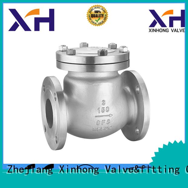 Xinhong Valve&fitting Top check valve components factory