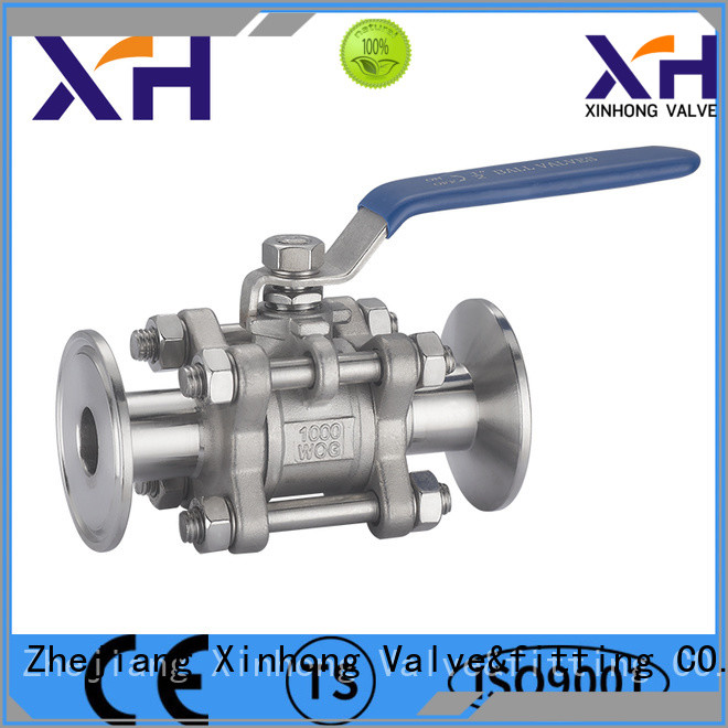 Xinhong Valve&fitting Wholesale hand ball valve Suppliers