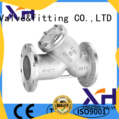 Xinhong Valve&fitting cylindrical strainer factory