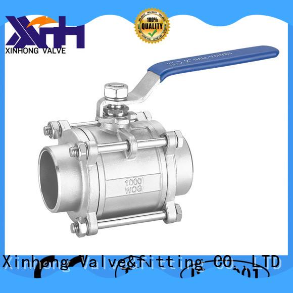 Xinhong Valve&fitting Latest industrial ball valve Supply