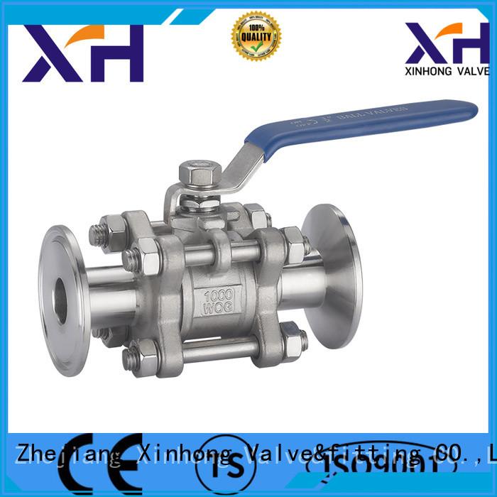 Xinhong Valve&fitting 4 ball valve price for business