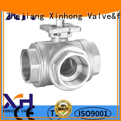 Xinhong Valve&fitting steel ball valve for business