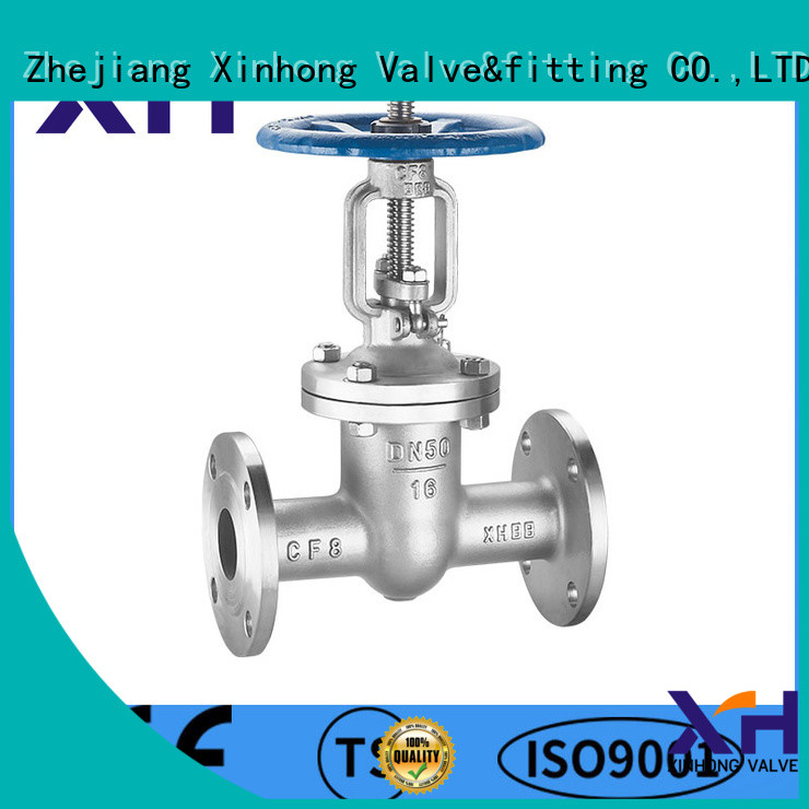 Xinhong Valve&fitting Wholesale ss gate valve Supply