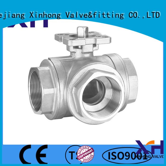 Xinhong Valve&fitting New lever handle ball valve Supply