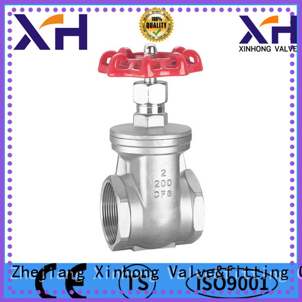 High-quality industrial gate valve company