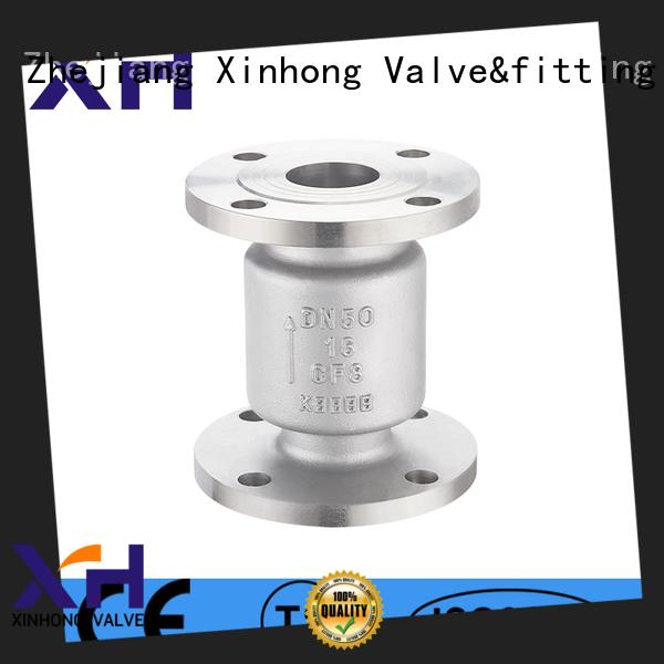 Xinhong Valve&fitting stainless check valve manufacturers