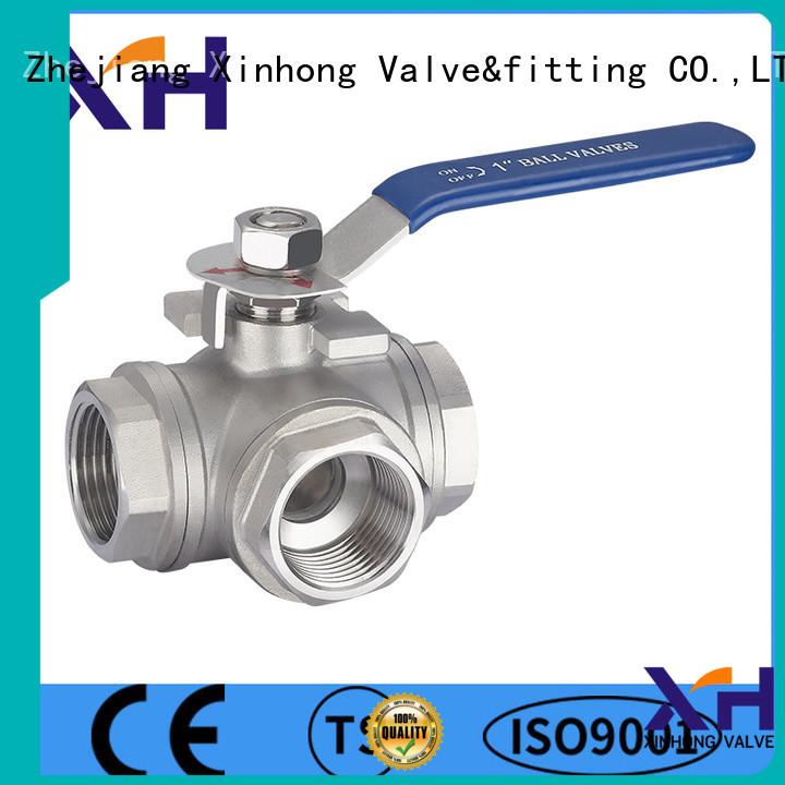 Xinhong Valve&fitting High-quality brass ball valve suppliers for business