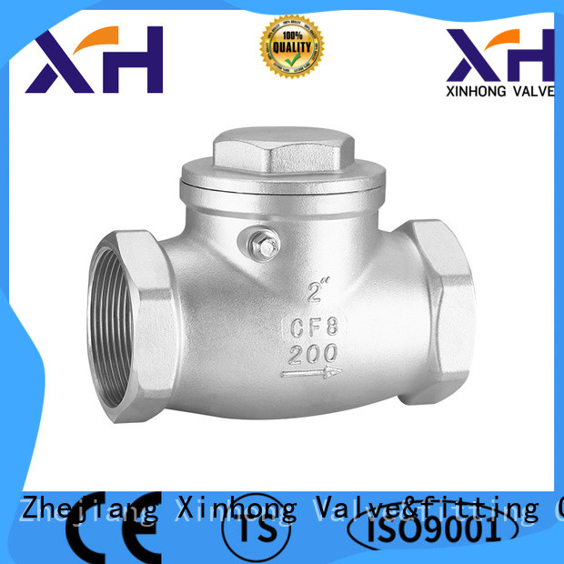 Xinhong Valve&fitting Custom ductile iron gate valve factory