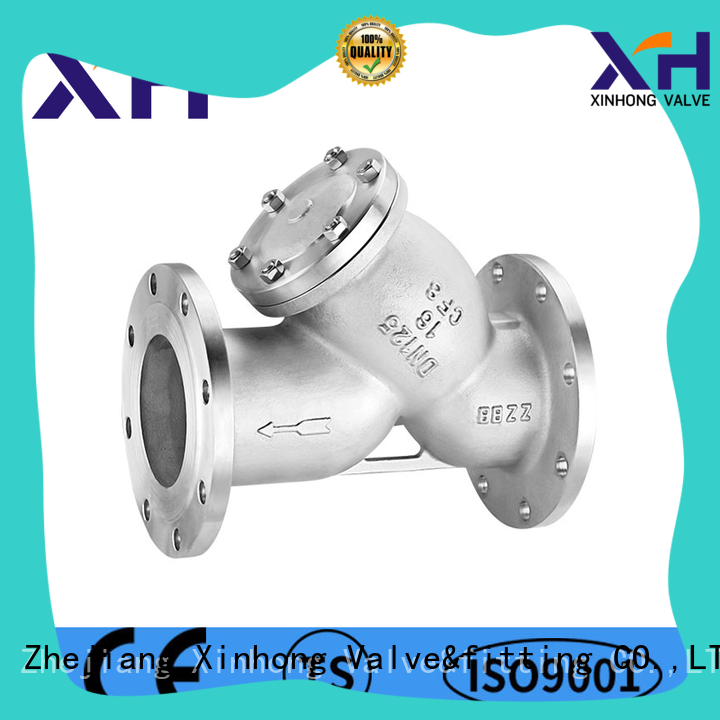 Xinhong Valve&fitting y strainer factory
