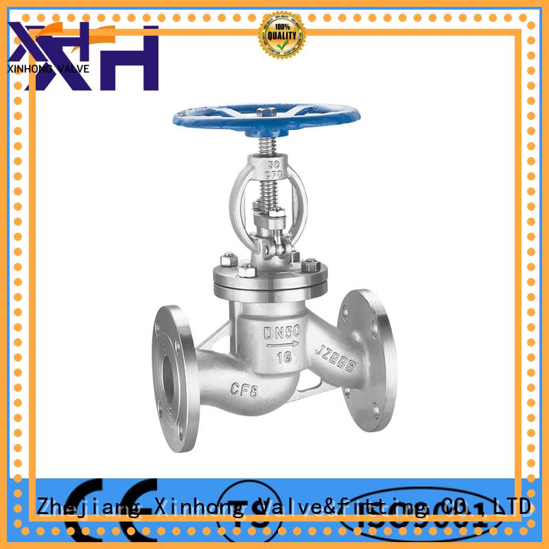 Xinhong Valve&fitting 4 inch ball valve company