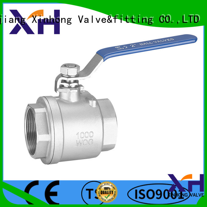 Xinhong Valve&fitting Best stainless steel ball valve for business