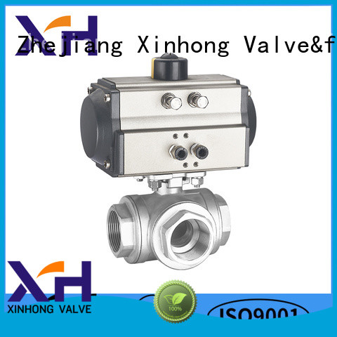 Xinhong Valve&fitting High-quality stainless ball valve for business