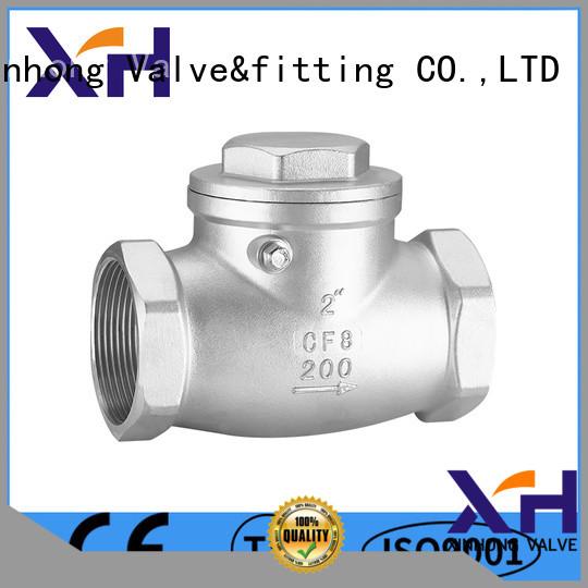 Xinhong Valve&fitting ss check valve manufacturers