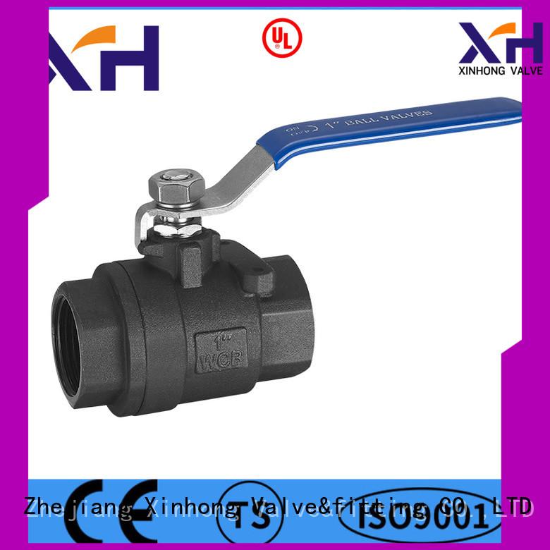 Xinhong Valve&fitting industrial ball valve company
