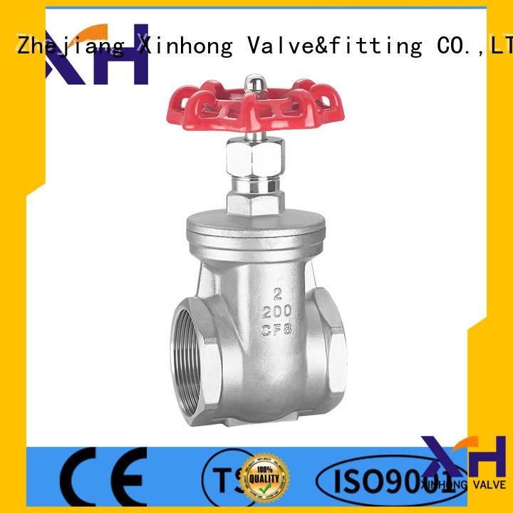Xinhong Valve&fitting flow control gate valve factory