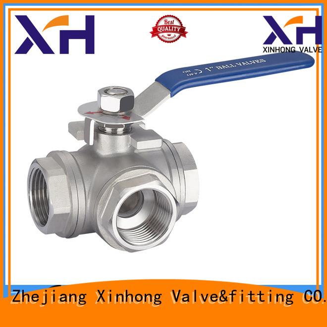 Custom steel ball valve manufacturers
