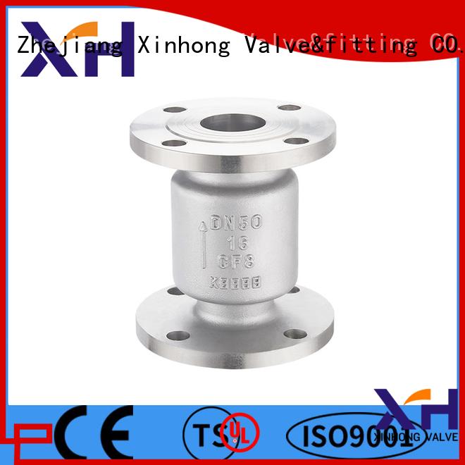Xinhong Valve&fitting stainless steel check valve Supply
