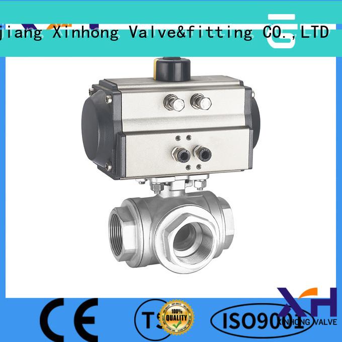 Xinhong Valve&fitting High-quality top entry ball valve Supply