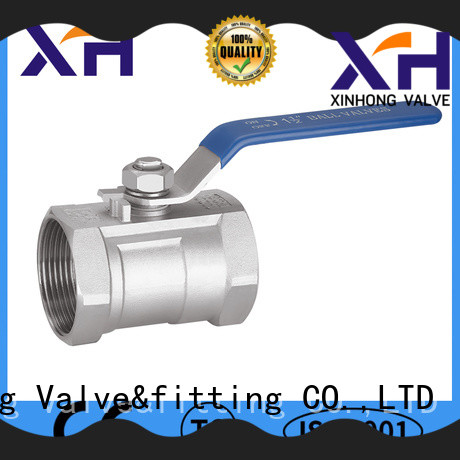 Xinhong Valve&fitting Custom best ball valve company
