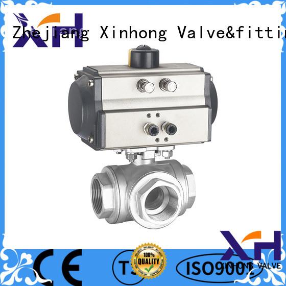 Xinhong Valve&fitting plastic ball valve Suppliers