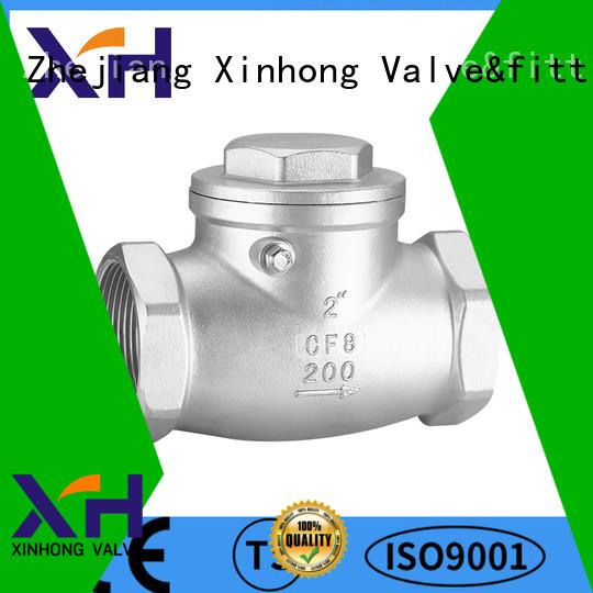 Xinhong Valve&fitting 3 piece ball valve Suppliers