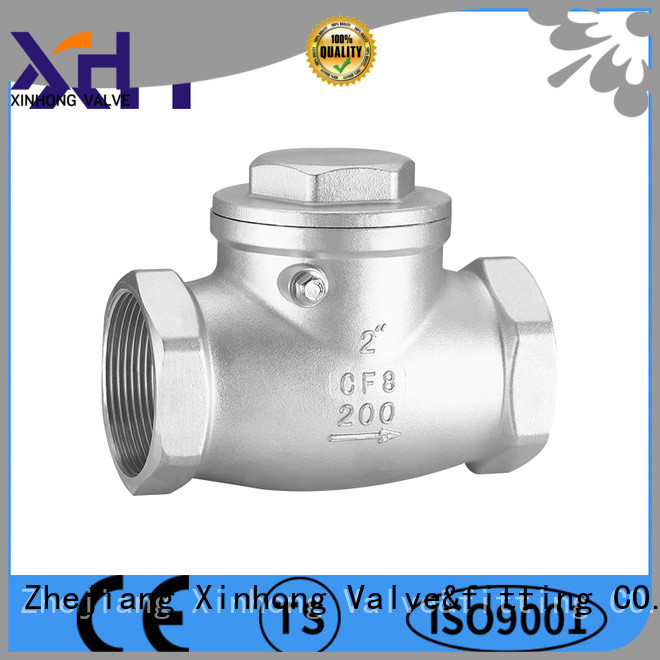 Xinhong Valve&fitting Wholesale micro check valve for business