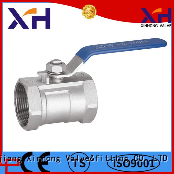 Xinhong Valve&fitting lever handle ball valve for business