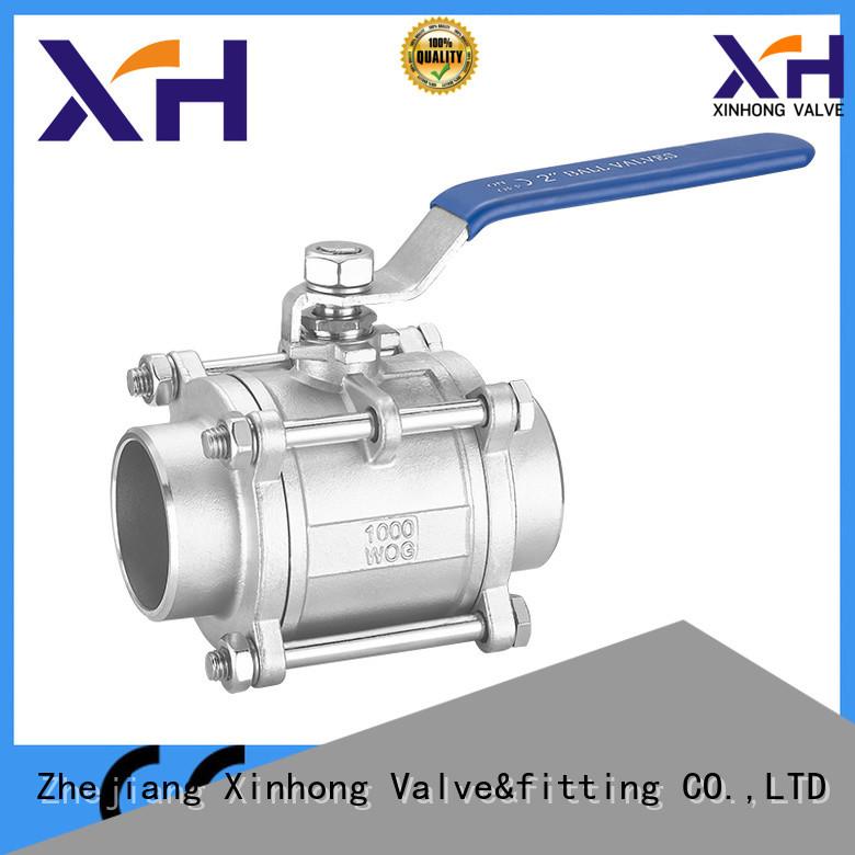 Xinhong Valve&fitting Latest male ball valve Supply