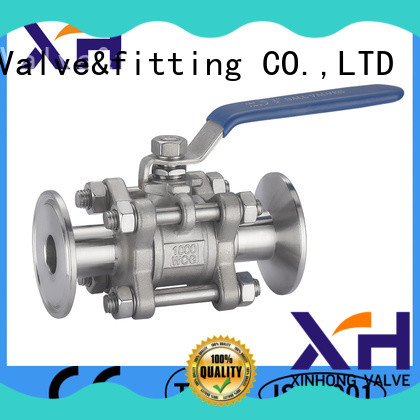 Latest safety ball valve factory