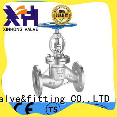 High-quality stainless steel globe valve factory
