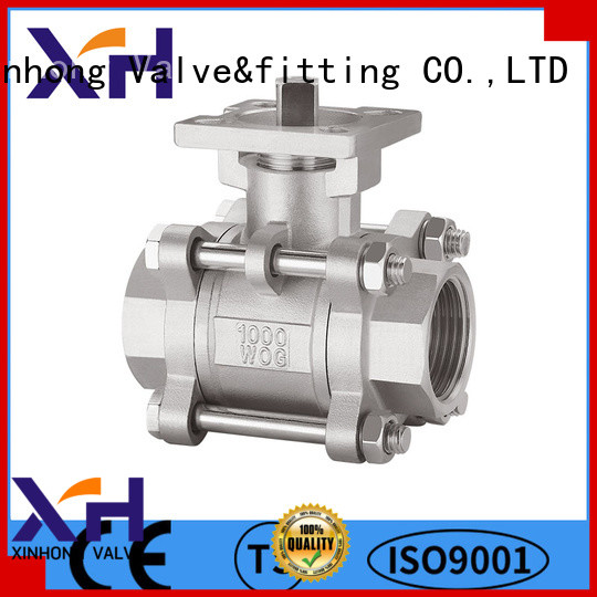Xinhong Valve&fitting New two piece ball valve Supply