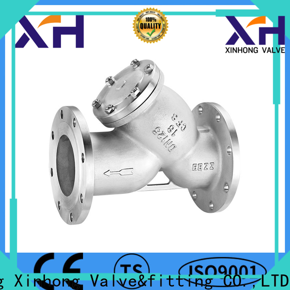 Top forged y strainer Suppliers