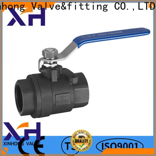 Xinhong Valve&fitting New union ball valve brass factory