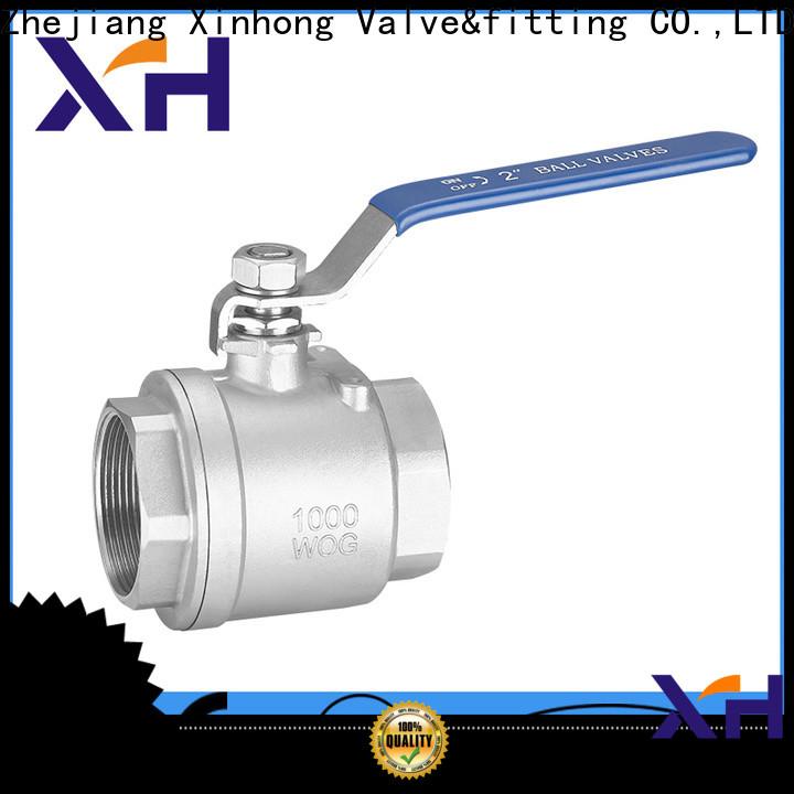 New brass three way valve company