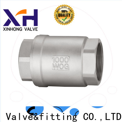Xinhong Valve&fitting Best wafer style check valve Suppliers