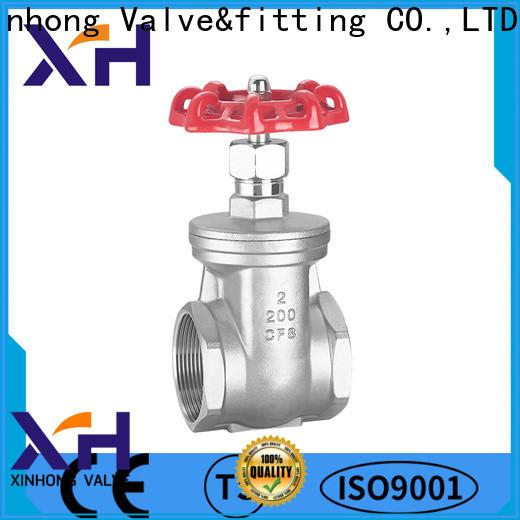 Xinhong Valve&fitting Best gate valve design factory