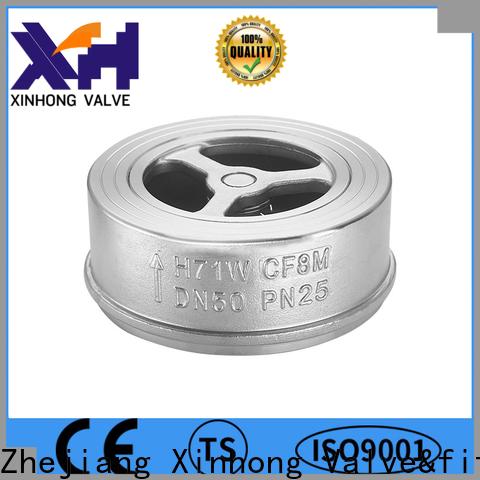 Xinhong Valve&fitting carbon steel ball valve Supply