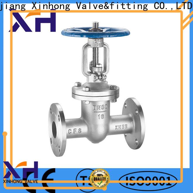 Xinhong Valve&fitting Top carbon steel gate valve Suppliers