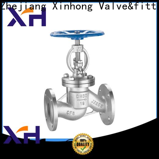 Xinhong Valve&fitting pneumatic butterfly valve company